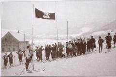 Skischule Wappenswil, Ziel beim Schulhaus Wappenswil