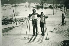 Skifahren in Wappenswil