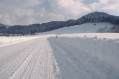 Höhenstr nach Wappenswil