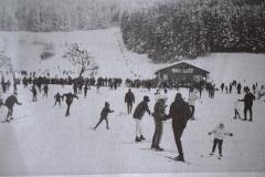 Skilift Steig