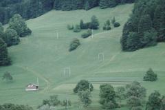 Blick vom Ende Lettenbergstr Rtg Steig-Skilift