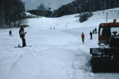 Skilift + Liftgelände