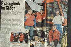 Skilift Ghöch, Fernsehsendung mit Nick Hartmann, Migros Magazin