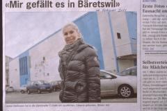 ,Mir gefällt es in Bäretswil', Denise Biellmann, regio