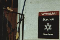 Sammelplatz Skischule Wappenswil