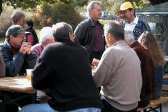 Treffen der Bäretswiler Oldtimer-Freunde
