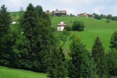 Rapid-Treffen 2004 auf dem Berg, Ehemaliges Schulhaus und Ferenwaltsberg