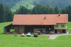Rapid-Treffen 2004 auf dem Berg, Startplatz für den Parcour im Untersädel