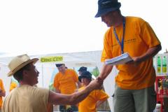 Rapid-Treffen 2004 auf dem Berg