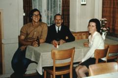 Restaurant Alpenblick, Hr Bitschnau, Ida Bitschnau