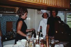 Restaurant Alpenblick, Frau Zuppiger, Ida Bitschnau, Monika Lüthy