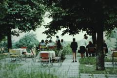 Restaurant Alpenblick, Gartenwirtschaft