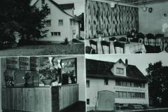 Restaurant Alpenblick, Hr+Fr Bitschnau 1942-1962, Ida Bitschnau(-Kunz) 1962-1980