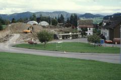 Areal Lüthi, Alpenblick, Baustelle