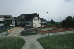 Ehem Restaurant Alpenblick, Neubau