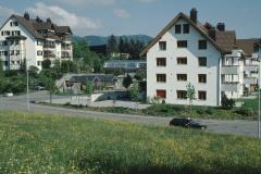 Areal Lüthi, Alpenblick, Wohnhäuser