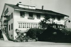 Restaurant Freieck, Adetswil, Umbau 1936