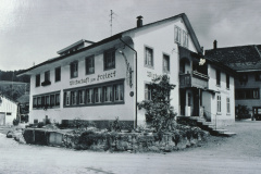 Restaurant Freieck, Adetswil, Postkarte