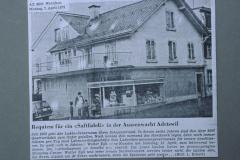 Restaurant Freieck, Adetswil, ZO