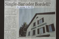 ZO. Single Bar oder Bordell, Frohberg