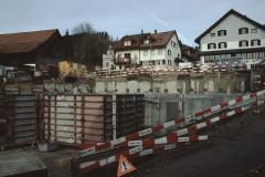 Adetswil beim Frohberg, Neubau