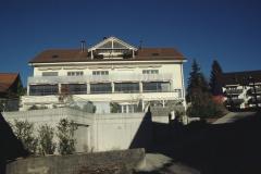 Residenz Frohberg, vom Postgässli aus