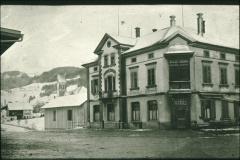 Restaurant Bahnhof ,Resti'