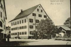 Dorfplatz Bären 1910