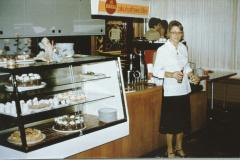 Café Zentrum, Marianne Gnehm-Kofel, Bäcker-Wirt Egli
