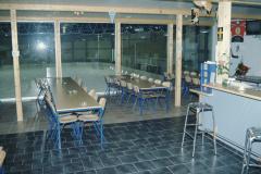Eishalle, Rest. und Eisfeld