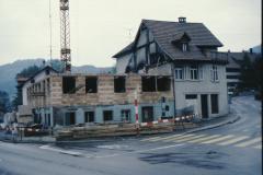 Restaurant Linde, Wiederaufbau