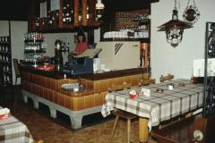 Gasthof Ochsen, Buffet