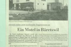 Restaurant Schürli, ein Motel in Bäretswil