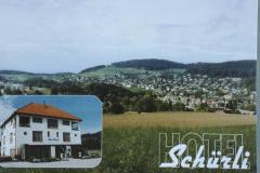 Hotel Schürli, Postkarte