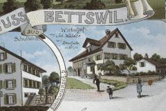 Bettswil, Wirtschaft Joh. Walder