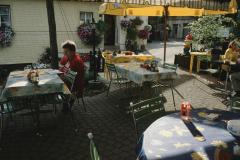 Rest. Halde, Bettswil, Gartenwirtschaft