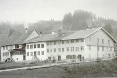 Berg, Flarz ,Chloster' mit rt Wirtschaft Walder, lk Haus Sekelmeister A.Egli (*1868)