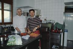 Rest. Berg mit neuem Besitzer, Josip Juric