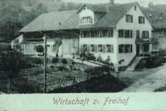 Rest. Freihof Hinterburg