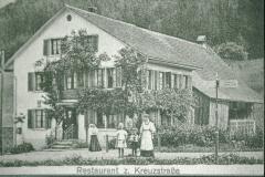 Rest. Kreuzstrasse Bussental