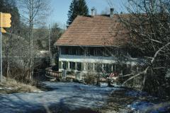 Rest. Mühle Neuthal, nun Haus Hegner