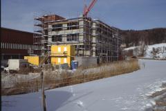 Neue Gebäude anfangs Adetswilerstr