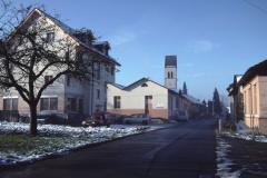 lk Wohnhaus, Werkstatt (Schreinerei Vanella), rt ex Hico