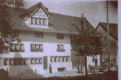 Haus Hansueli Walder (Sigristenhaus)