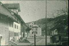 Unterdorf, Petrolbeleuchtung