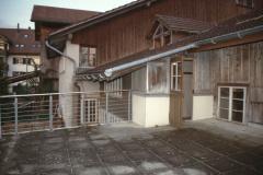 Flarz Schelldorfer-Walder,Haus-Hinterseite