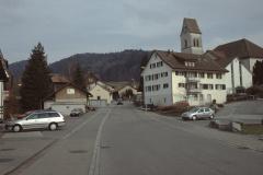 Beim Ochsen Kirche mit Kirchgemeindehaus