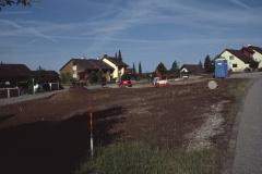 Baugrube Brunau