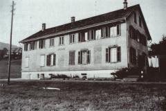 Grünau, Stickereigebäude, erbaut 1879