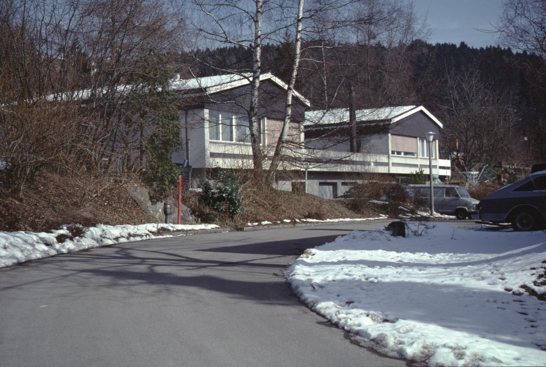 Rainstr Lehrerdoppeleinfamilienhaus